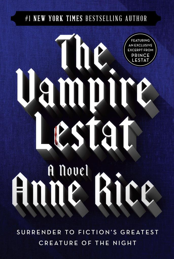 The Vampire Lestat als Taschenbuch