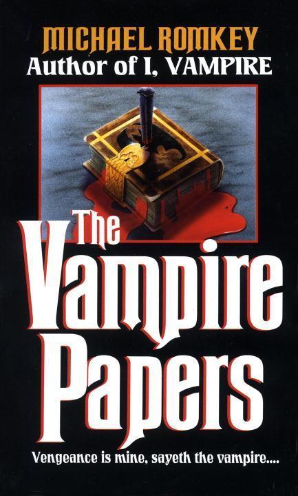 Vampire Papers als Taschenbuch