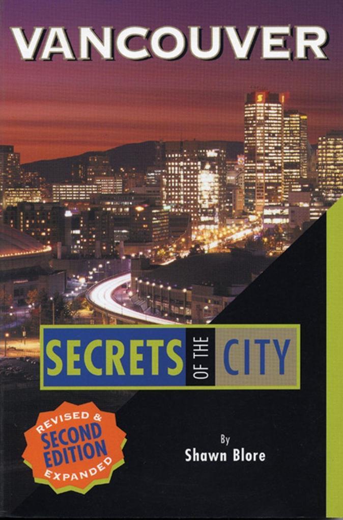 Vancouver: Secrets of the City als Taschenbuch