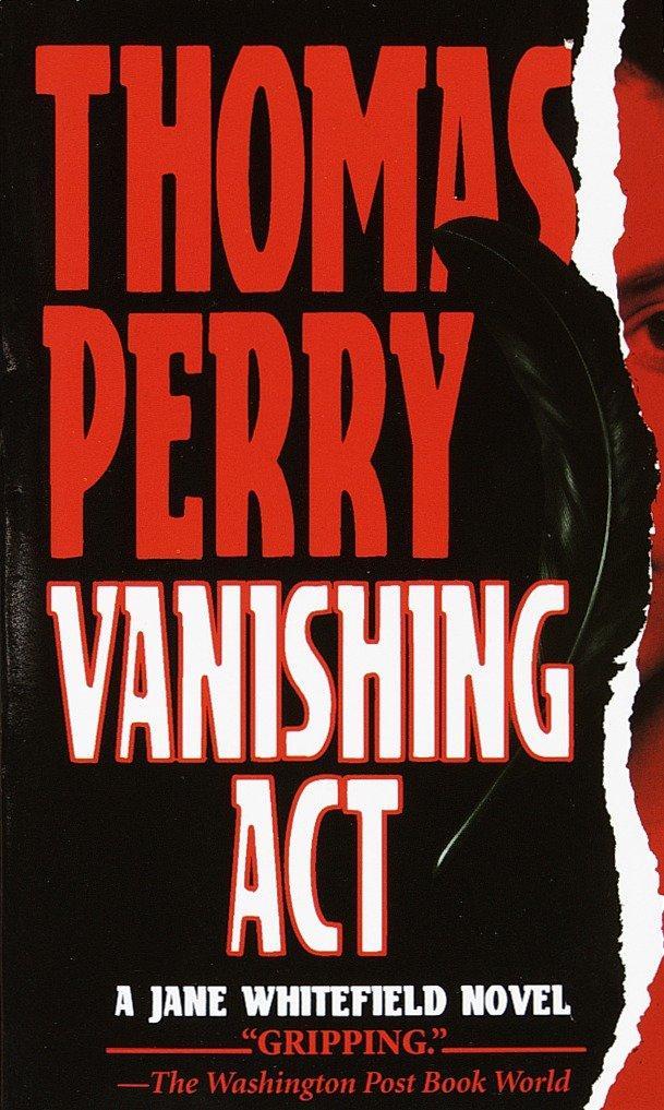Vanishing Act als Taschenbuch