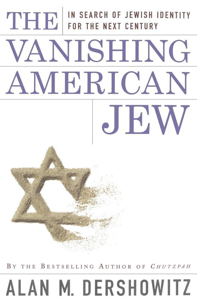 The Vanishing American Jew als Taschenbuch
