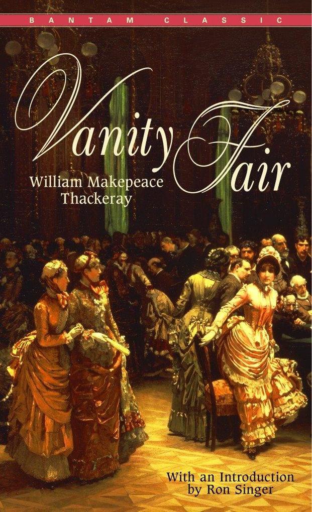Vanity Fair als Taschenbuch