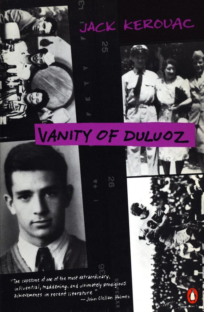 Vanity of Duluoz: An Adventurous Education, 1935-46 als Taschenbuch