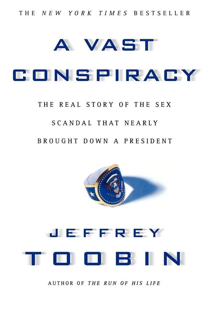 A Vast Conspiracy als Taschenbuch