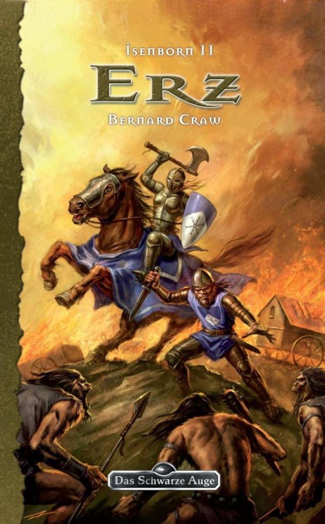 DSA 121: Isenborn 2 - Erz als eBook von Bernard Craw