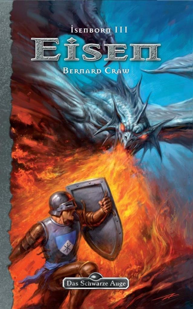 DSA 122: Isenborn 3 - Eisen als eBook von Bernard Craw