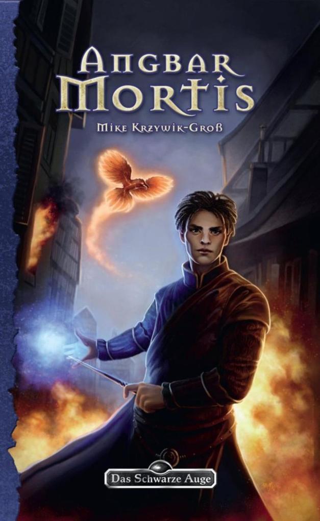 DSA 139: Angbar Mortis als eBook von Mike Krzywik-Groß