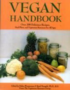 Vegan Handbook als Taschenbuch