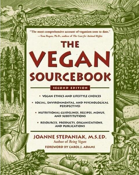 The Vegan Sourcebook als Taschenbuch