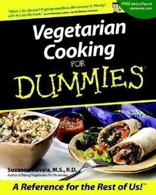 Vegetarian Cooking for Dummies als Taschenbuch