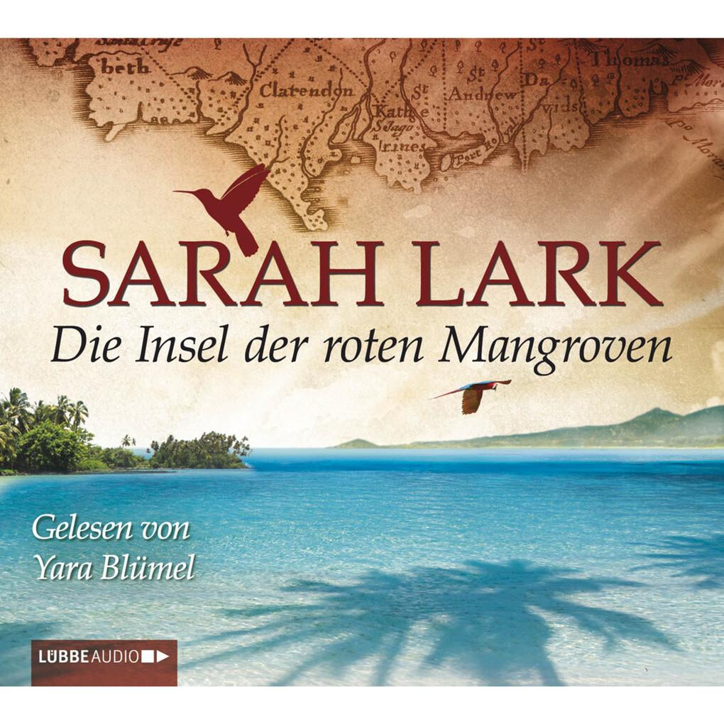 Die Insel der roten Mangroven als Hörbuch Download