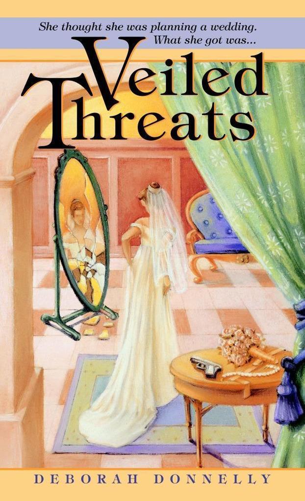 Veiled Threats als Taschenbuch