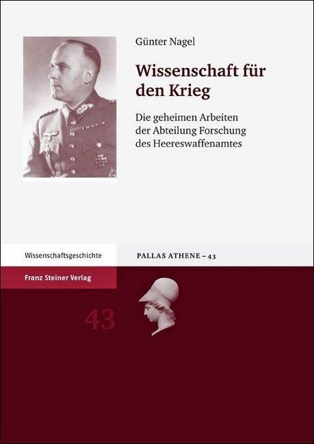 Wissenschaft für den Krieg als Buch von Günter Nagel