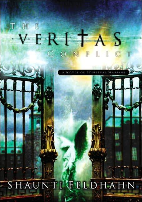 The Veritas Conflict als Taschenbuch