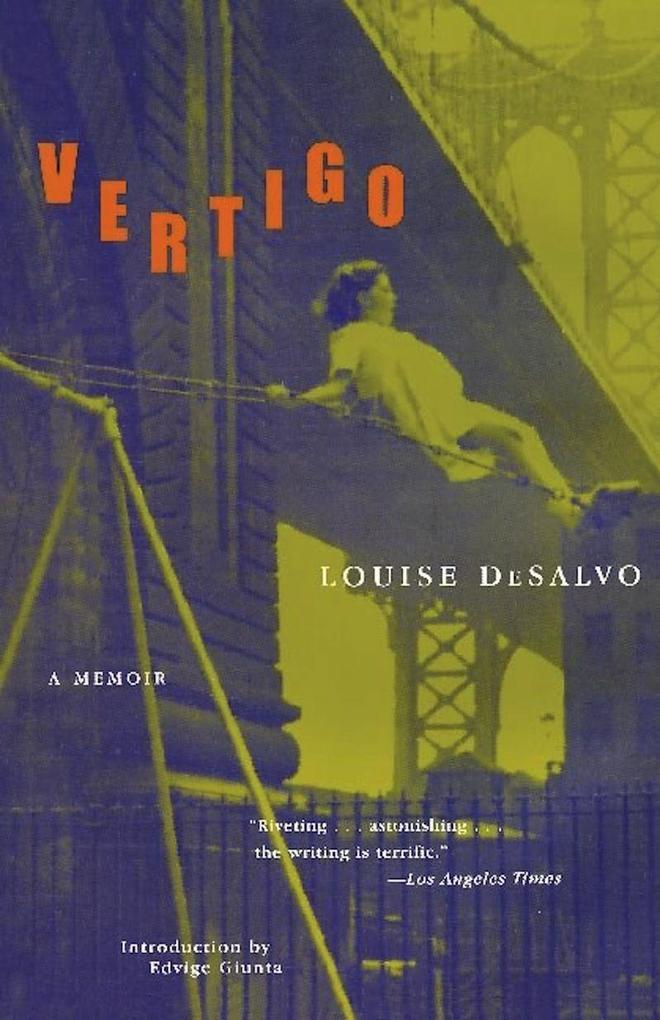 Vertigo: A Memoir als Taschenbuch