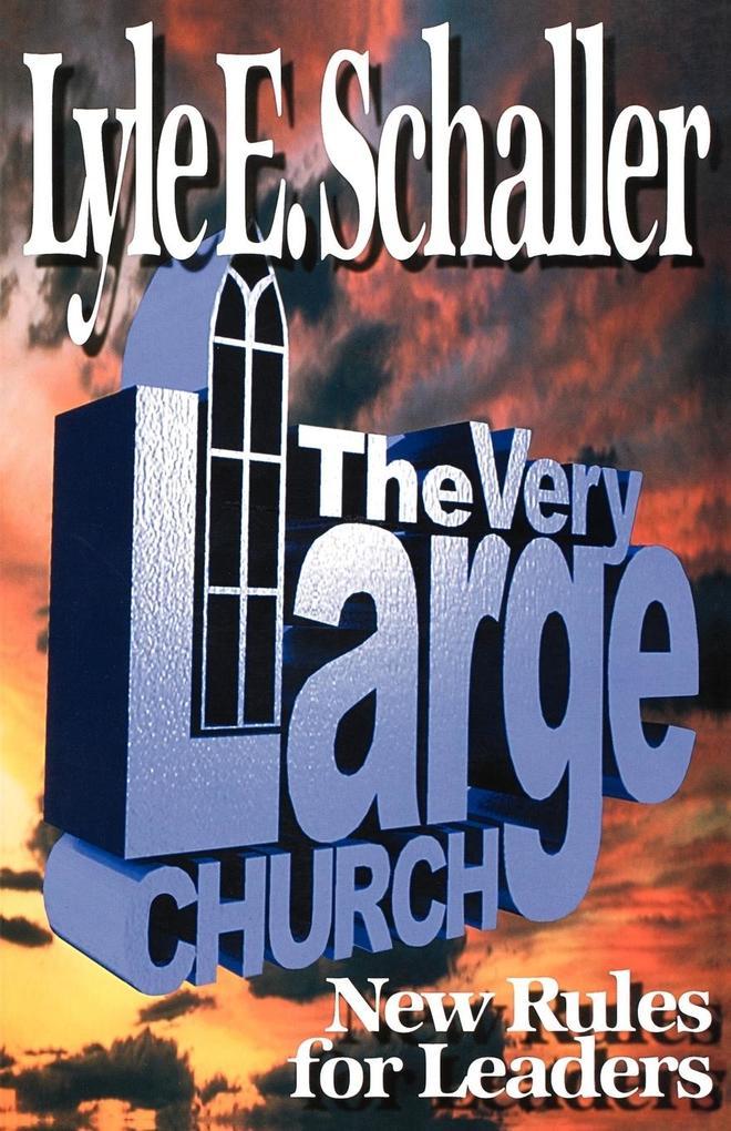 The Very Large Church als Taschenbuch