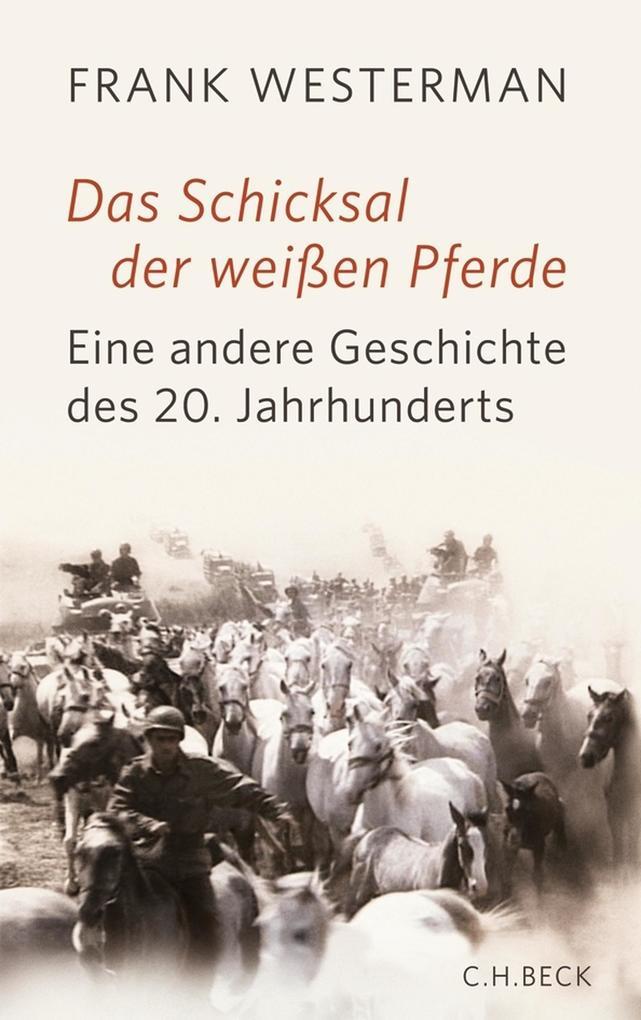 Das Schicksal der weißen Pferde als eBook