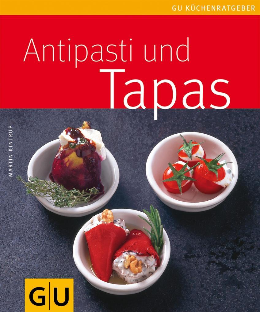 Antipasti & Tapas als eBook