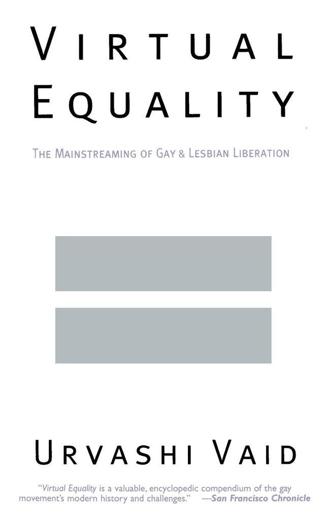 Virtual Equality als Taschenbuch