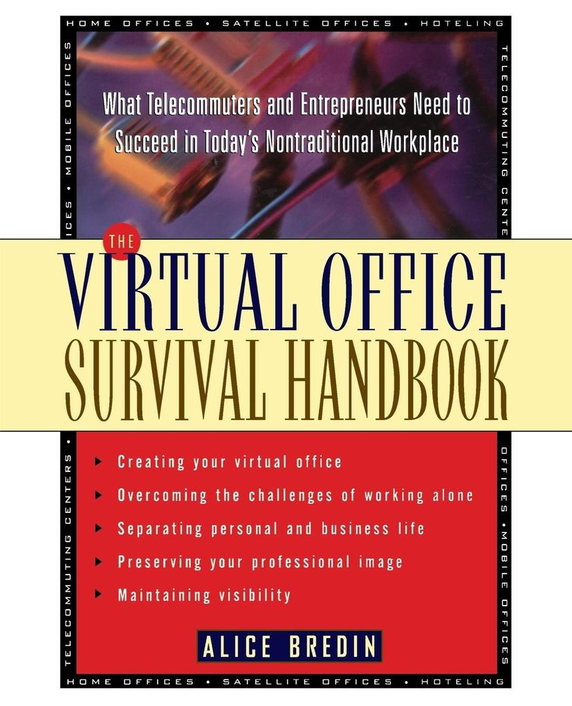 The Virtual Office Survival Handbook als Taschenbuch