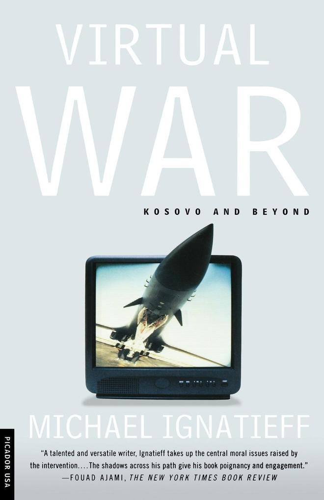 Virtual War als Taschenbuch