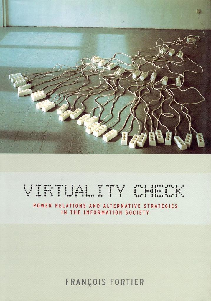 Virtuality Check: Power Relations and Alternative Strategies in the Information Society als Buch
