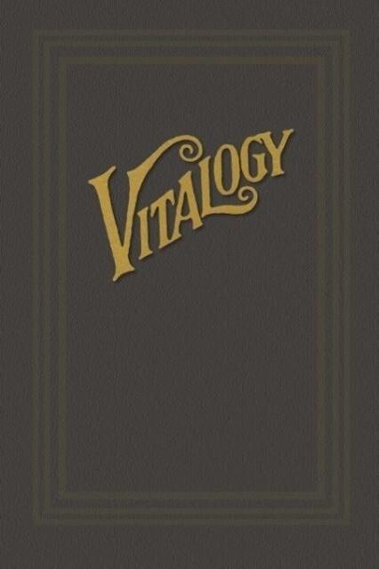 Vitalogy als Taschenbuch