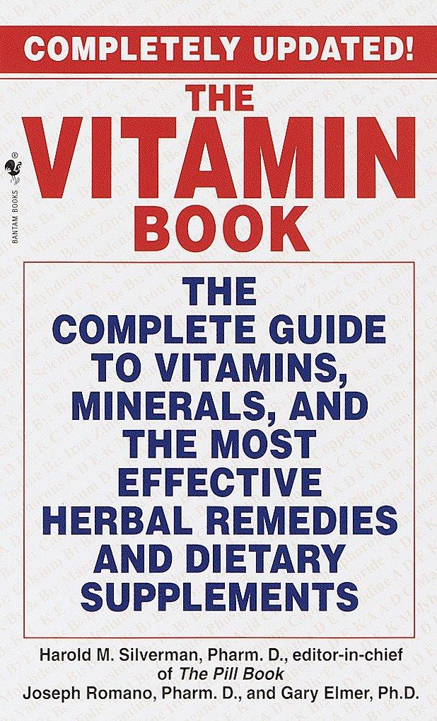 The Vitamin Book als Taschenbuch