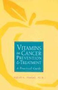 Vitamins in Cancer Prevention and Treatment: A Practical Guide als Taschenbuch