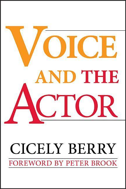 Voice and the Actor als Taschenbuch