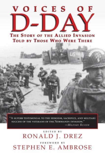 Voices of D-Day als Taschenbuch