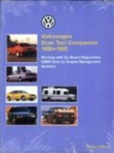 Volkswagen Scan Tool Companion 1990-1995: Working with On-Board Diagnostics (Obd) Data for Engine Management Systems als Taschenbuch