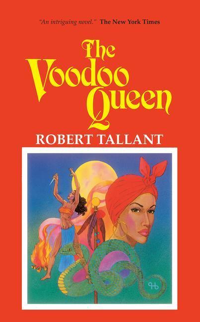 The Voodoo Queen als Taschenbuch