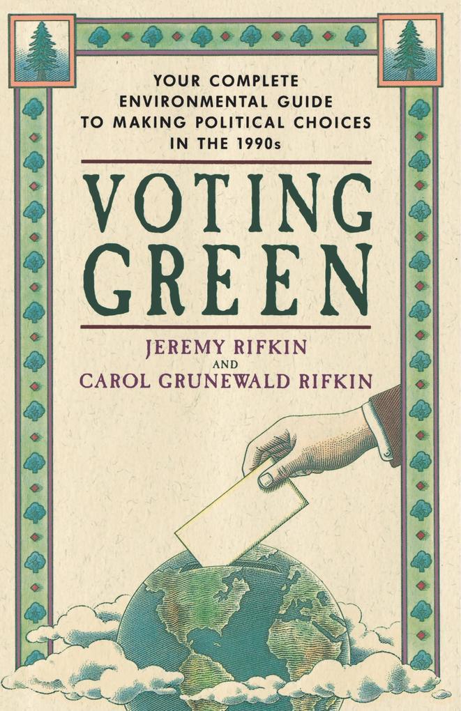 Voting Green als Buch