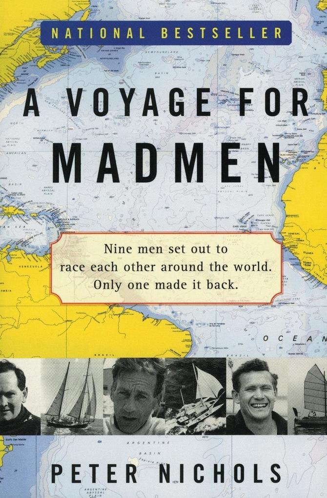 Voyage for Madmen, A als Buch