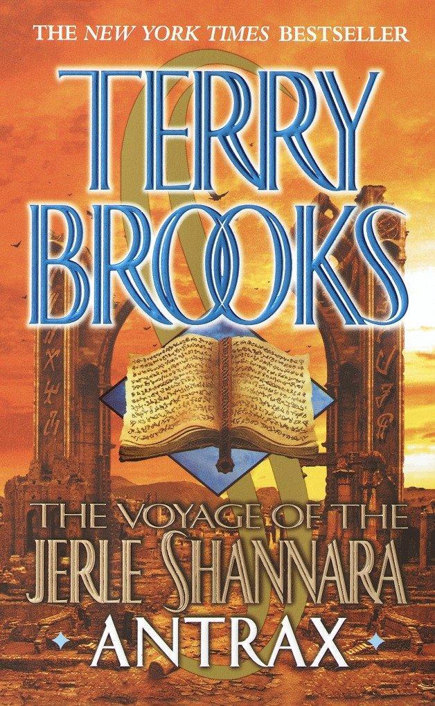 The Voyage of the Jerle Shannara: Antrax als Taschenbuch