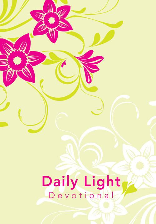 Daily Light Devotional als eBook von