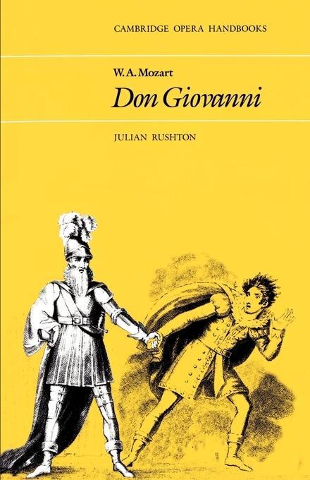 W.A. Mozart, Don Giovanni als Buch