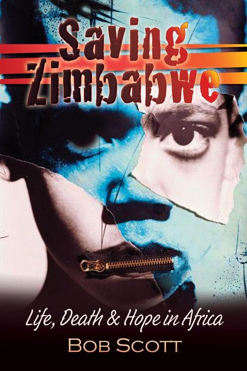 Saving Zimbabwe als eBook von Bob Scott