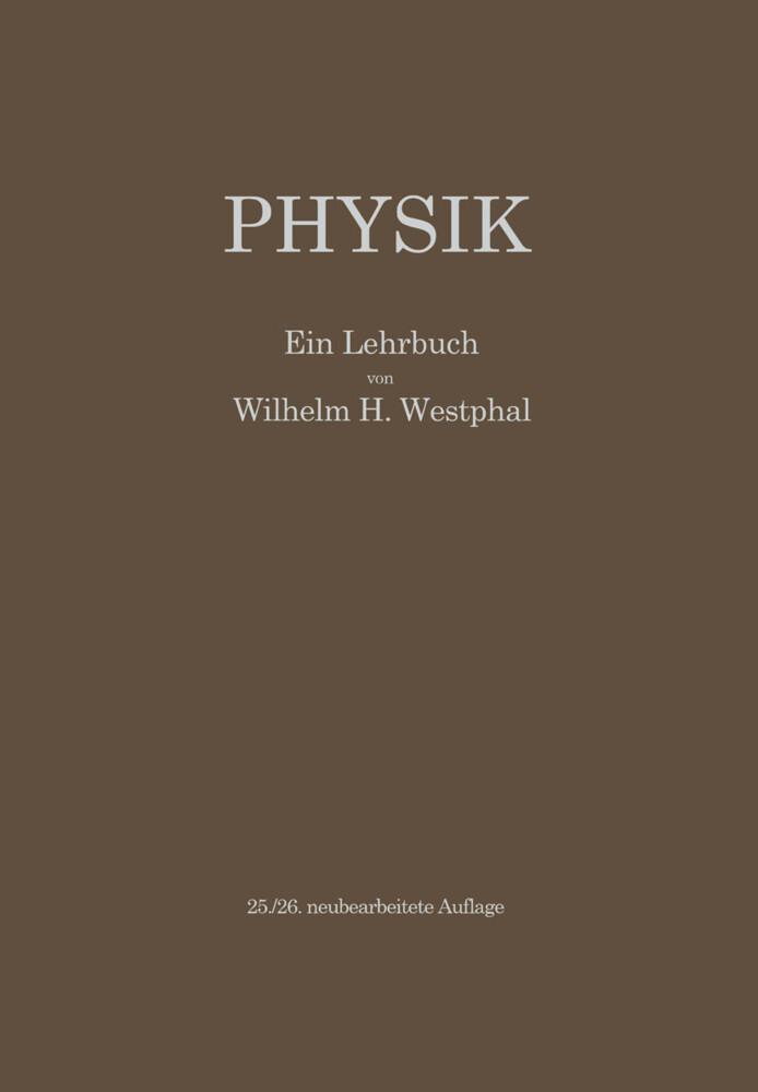 Physik als Buch (kartoniert)
