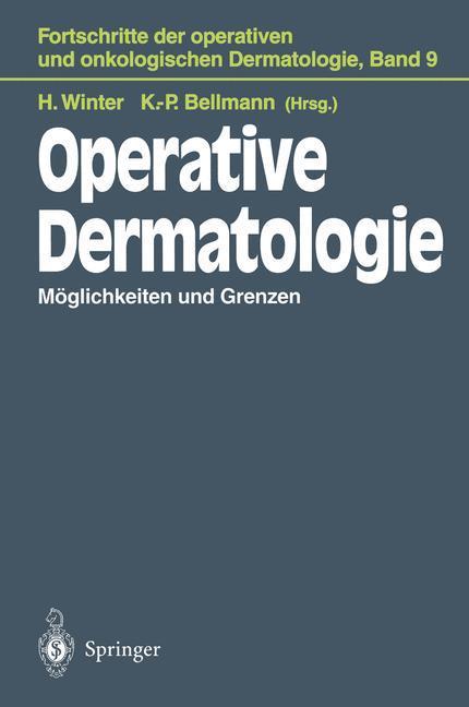 Operative Dermatologie als Buch