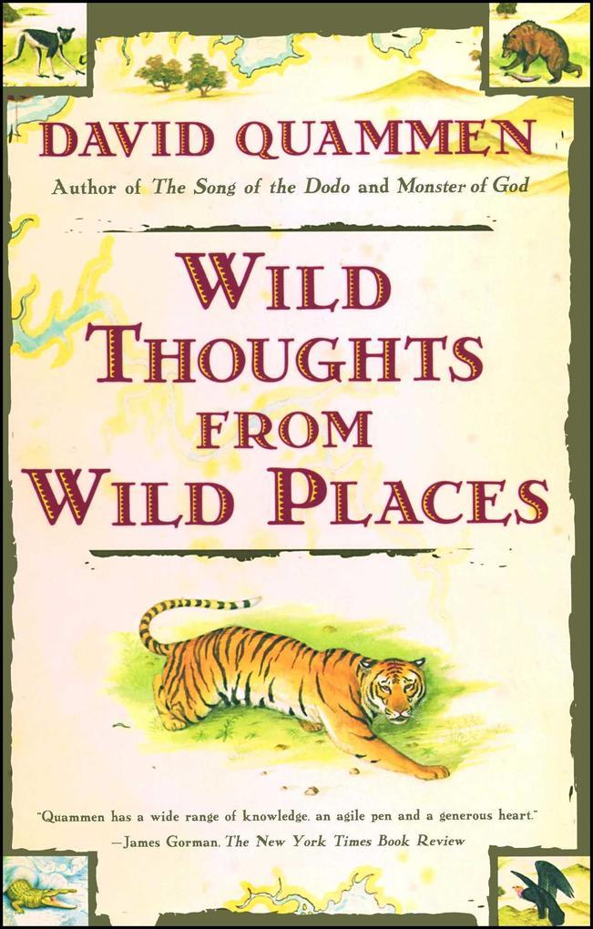 Wild Thoughts from Wild Places als Taschenbuch