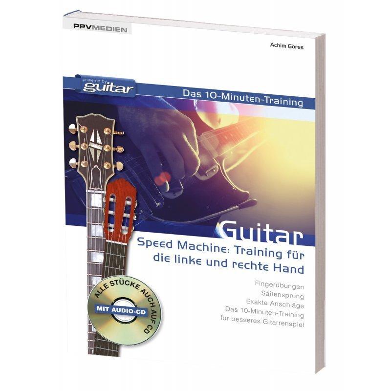 Guitar - das 10-Minuten-Training