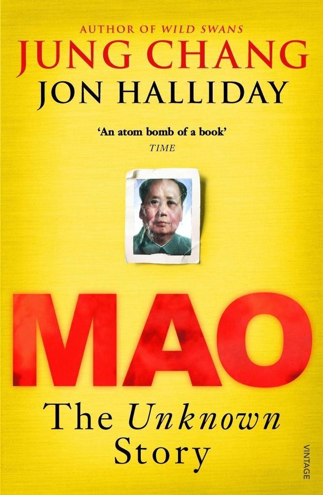 Mao: The Unknown Story als eBook von Jon Halliday, Jung Chang