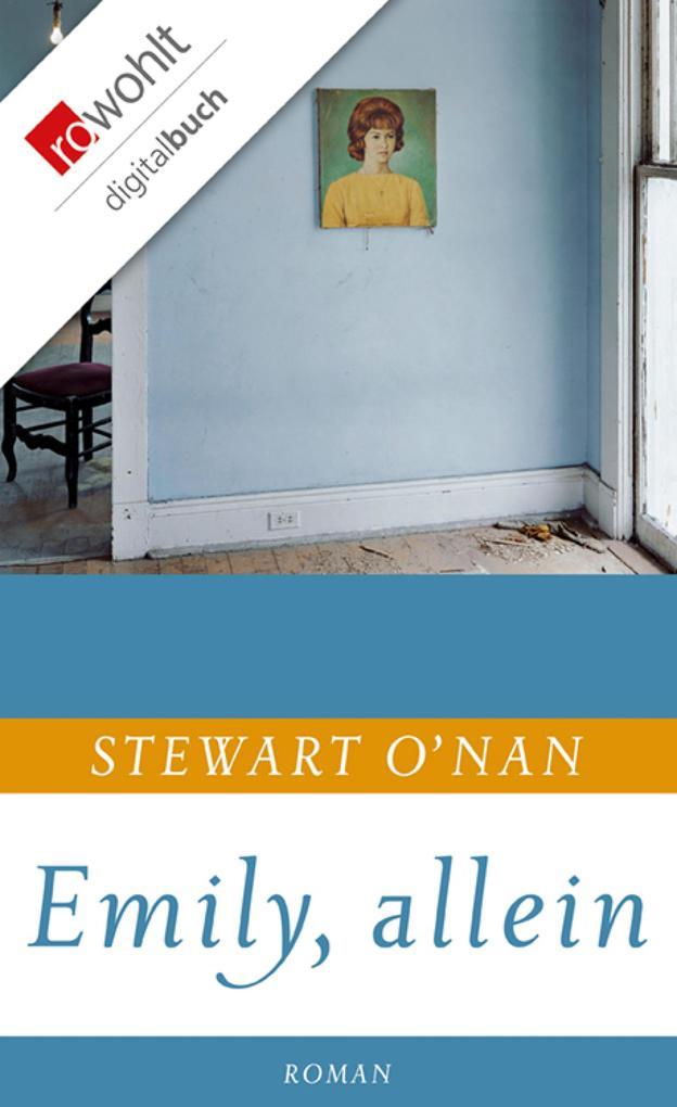 Emily, allein als eBook von Stewart O'Nan