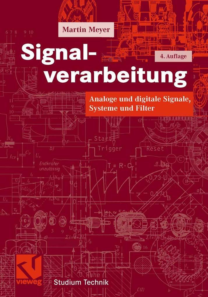 Signalverarbeitung als eBook