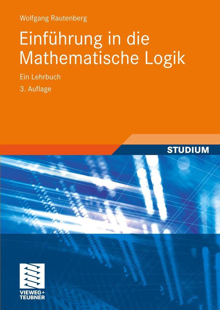 Einführung in die Mathematische Logik als eBook