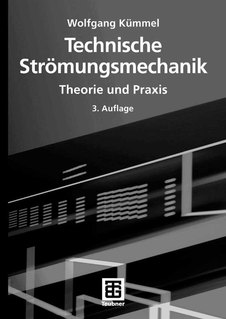 Technische Strömungsmechanik als eBook