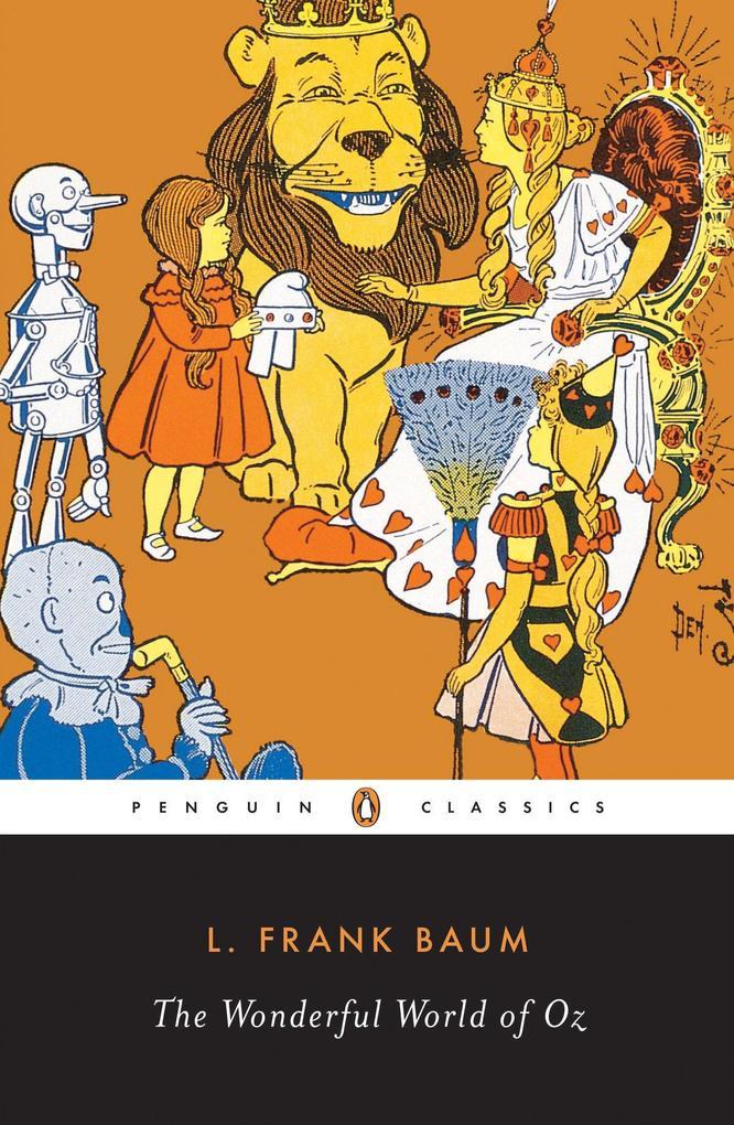 The Wonderful World of Oz: The Wizard of Oz, the Emerald City of Oz, Glinda of Oz als Taschenbuch