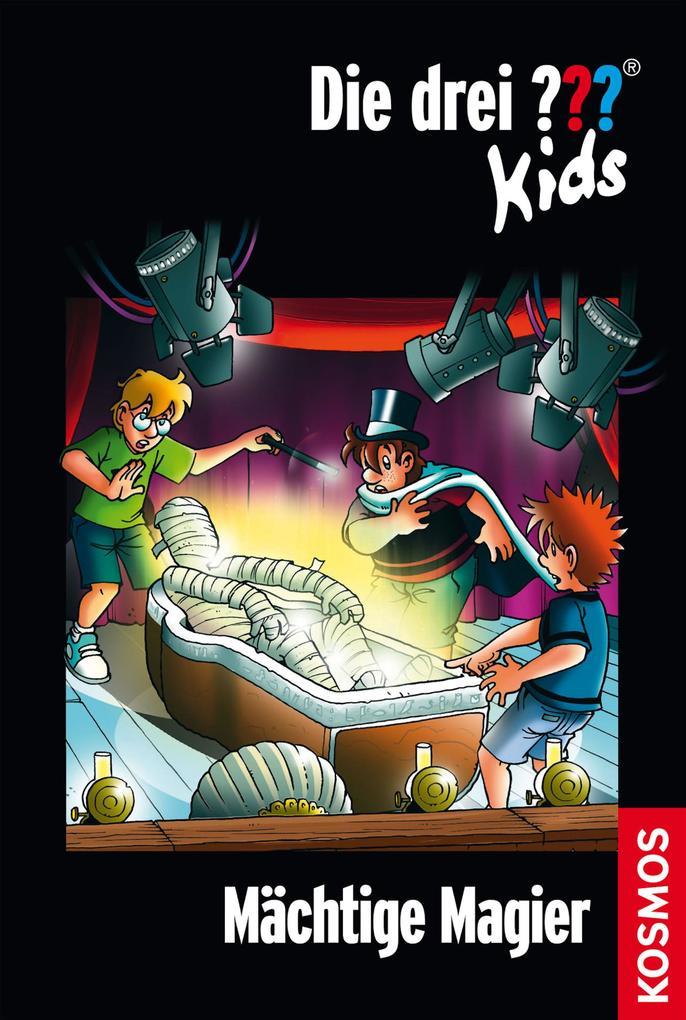 Die drei ??? Kids, 52, Mächtige Magier (drei Fragezeichen Kids) als eBook